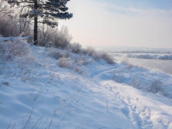 Зимова доріжка
