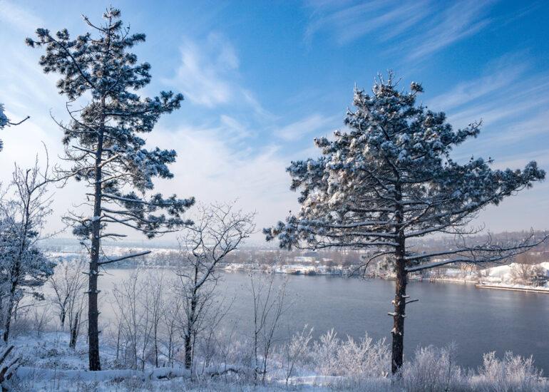 Зимові барви