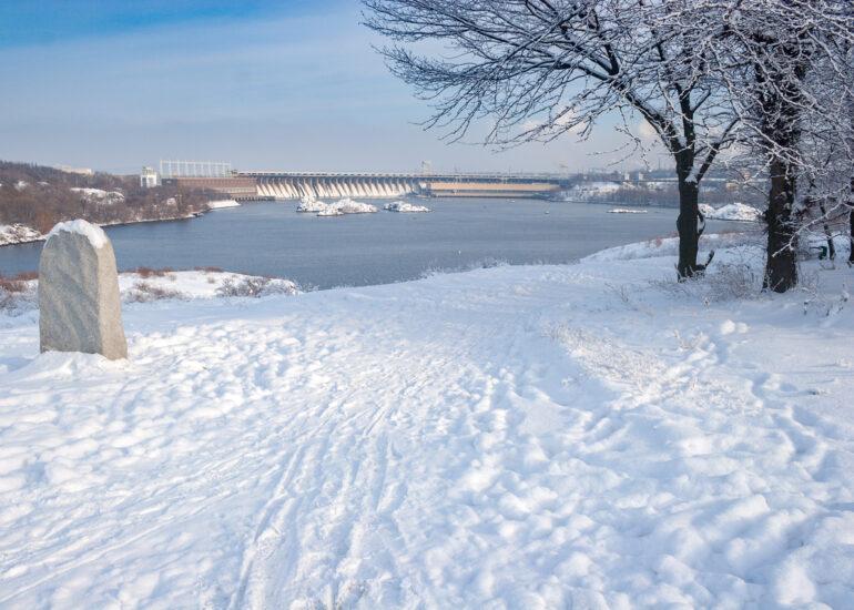 Тарасова стежка взимку