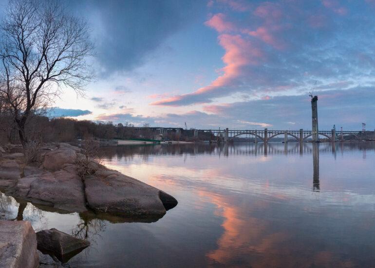 Панорама мосту