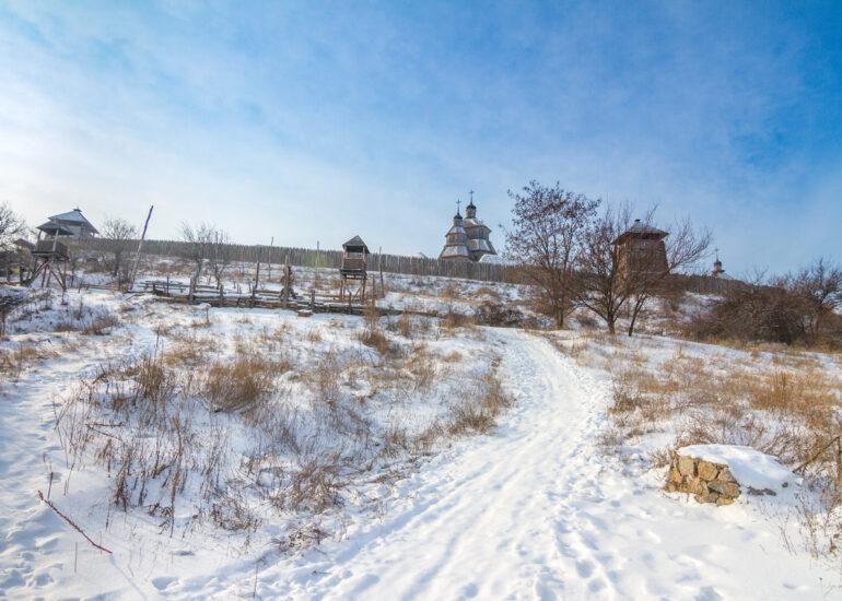 Зимова Хортиця