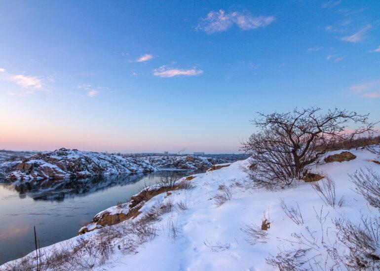 Морозні сутінки