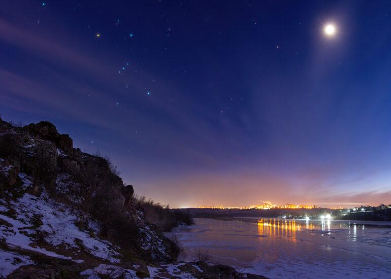 Зимові сузір'я