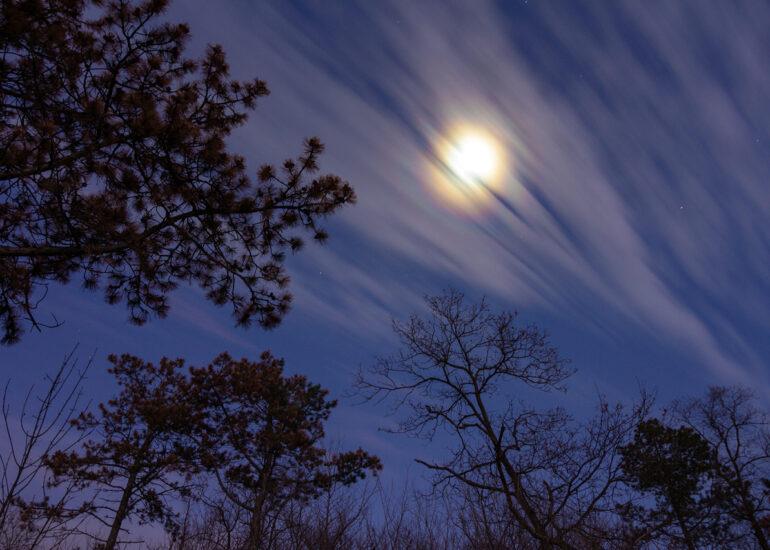 Коло Місяця