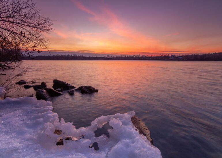 Лід і вогонь