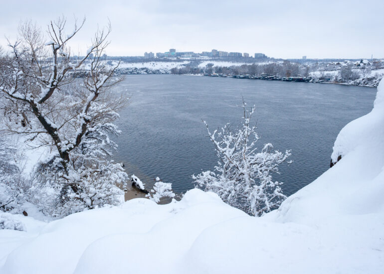 Сніжна Хортиця