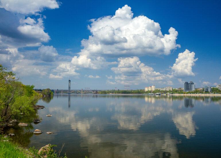 Хмари над Дніпром