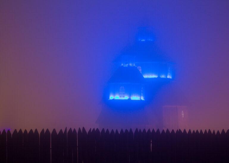 Церква в тумані