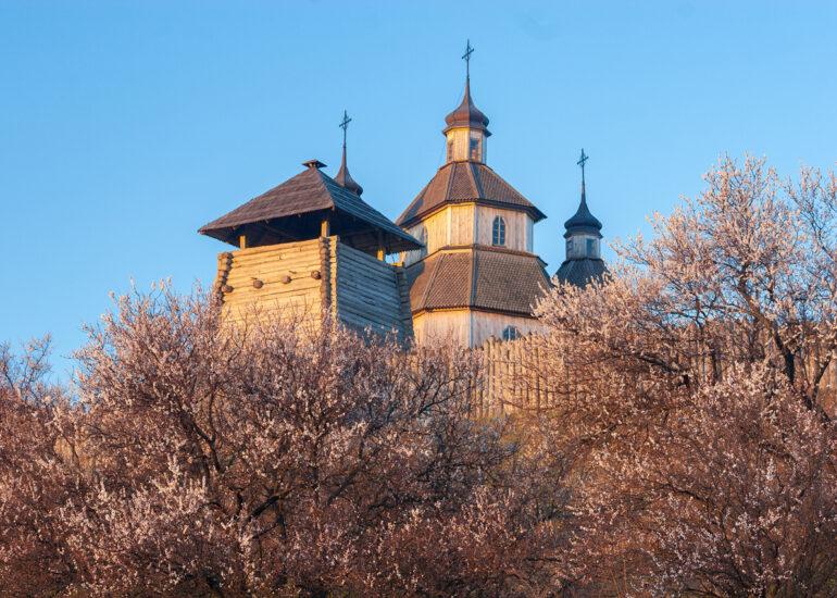 Весна на Січі