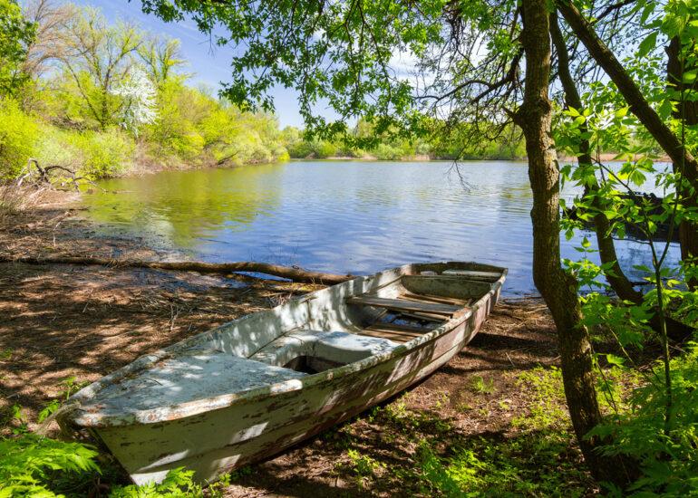 На Осокоровому озері