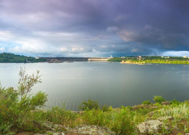 Панорама Дніпра