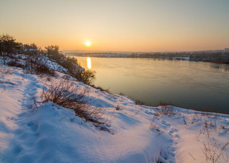 Зимове сонце