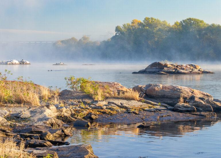 Туманні ріки