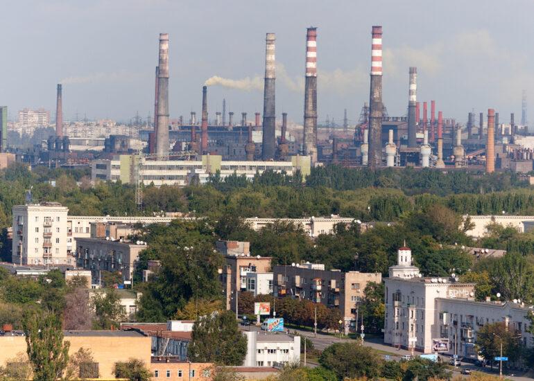 Промислове місто