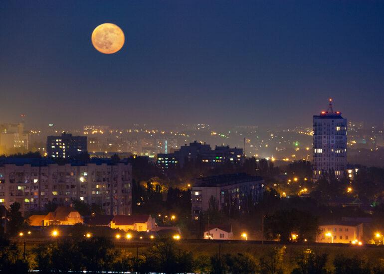 Місячне сяйво