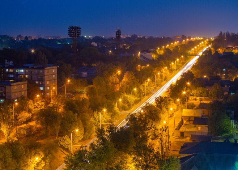 Вулиця Космічна