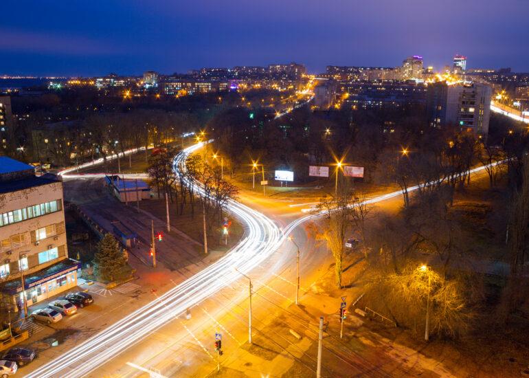 Перехрестя нічних доріг