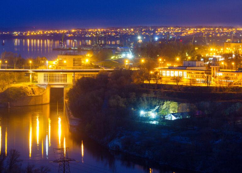 Дніпровський шлюз
