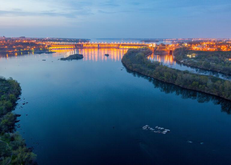 Вогні над Дніпром