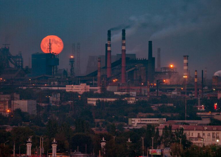 Схід Місяця та заводи
