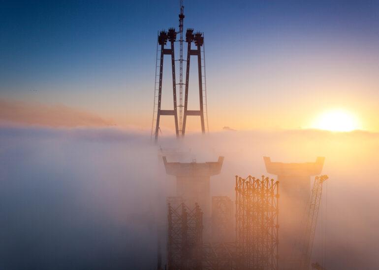 Тримаючи туман