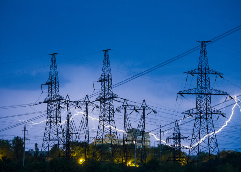 Електричний хаос