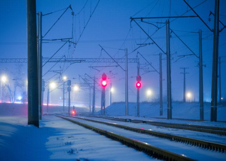 Морозна ніч