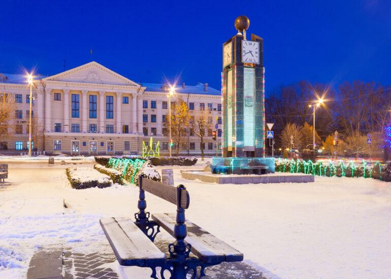 Зимовий бульвар