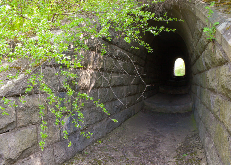 Кам'яний тонель